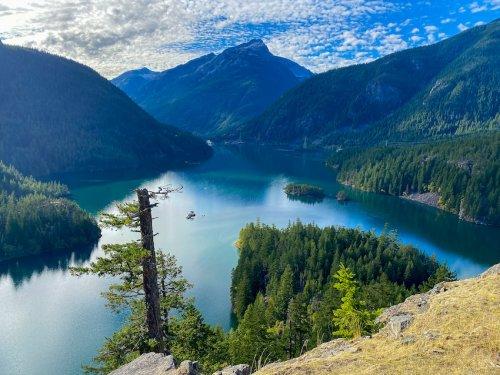 best hikes north cascades national park