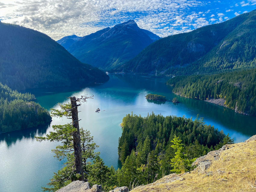 best hikes north cascades national park