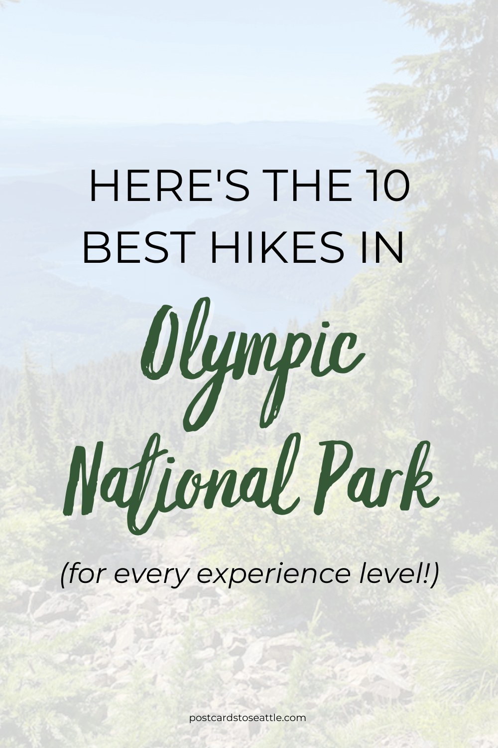 10 Best Hikes in Olympic National Park You Need to Explore