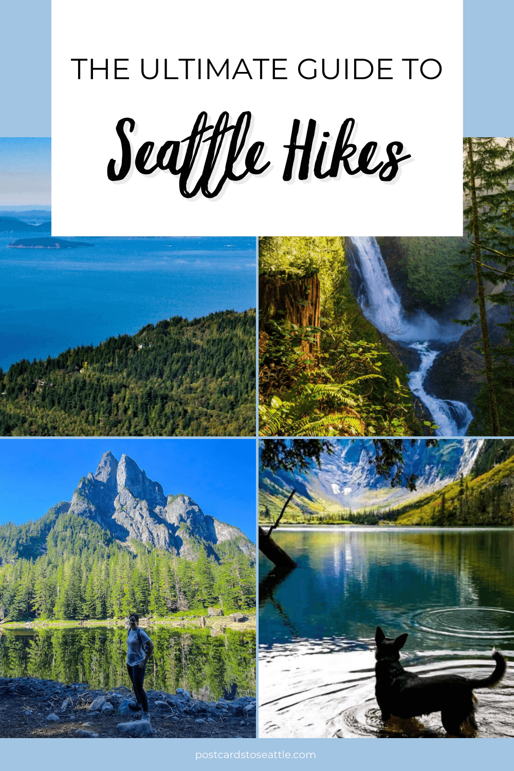 15 Hike and Brewery Combinations Around Seattle