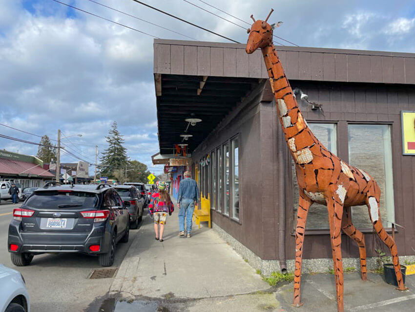 best things to do on vashon island downtown