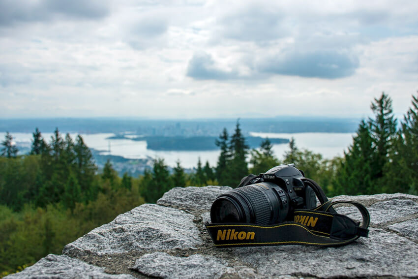 Cypress Mountain Viewpoint Vancouver