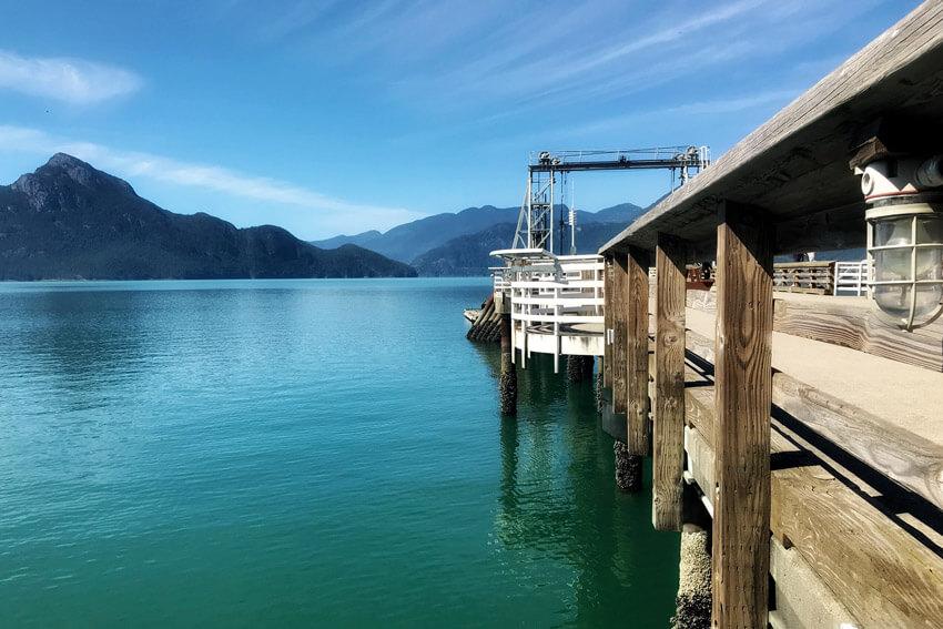 Porteau Cove Vancouver Sea To Sky