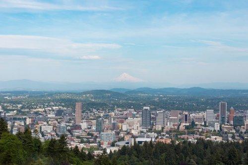 3 Days In Portland Downtown