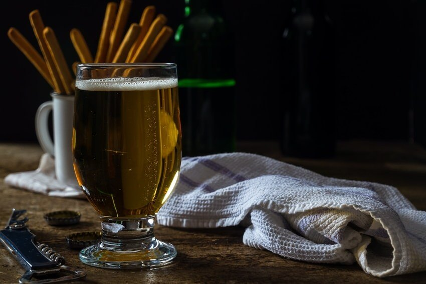 Beer And Cloth
