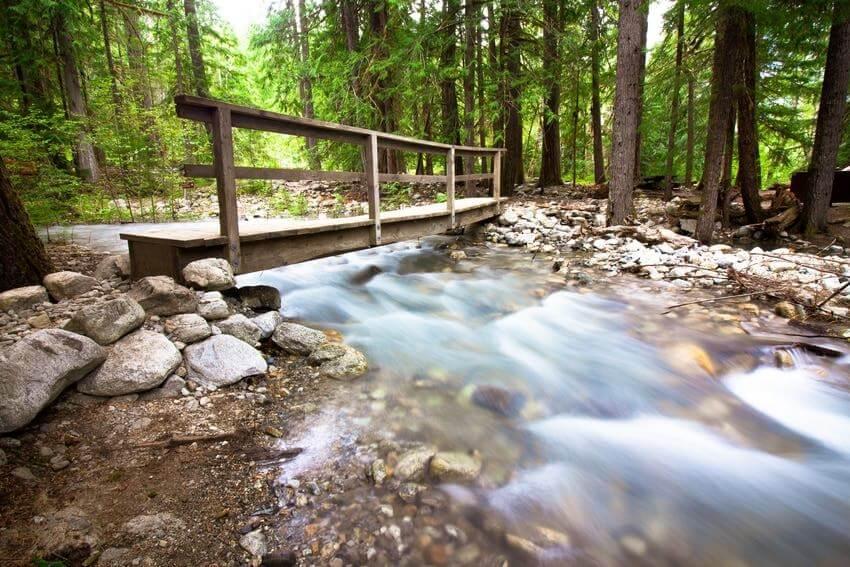 River At North Cascades