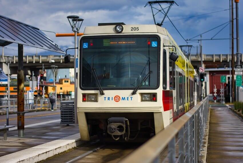 Trimet Max Light Rail
