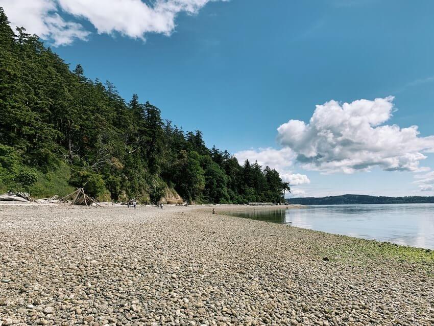Camano Island Coast